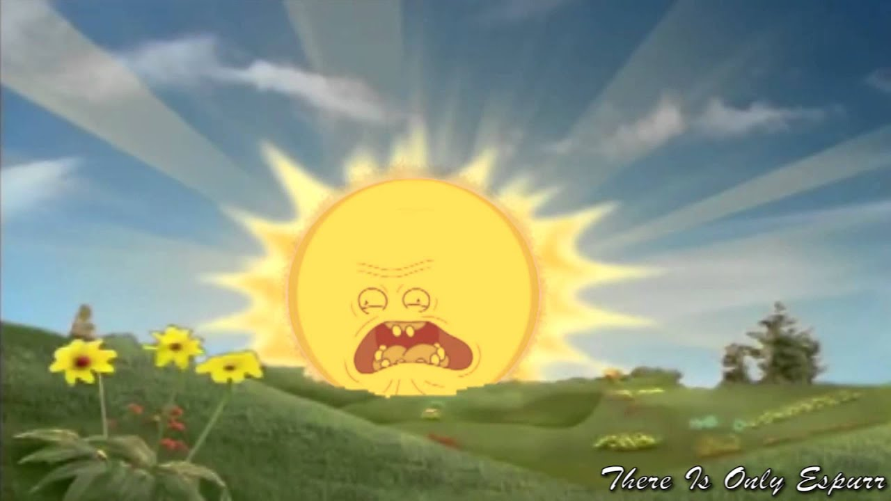 teletubbies sun wallpaper wwwpixsharkcom images