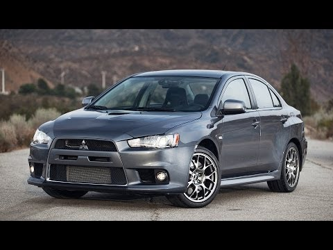 All New Mitsubishi Lancer 2014  YouTube