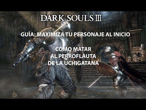 Dark Souls 3 Guía: cómo maximizar tu personaje al inicio y matar al de la uchigatana.