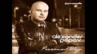 Alexander Popov & DJ Feel ft Jan Johnston - Perfectly