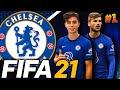 FIFA 21 ⚽ КАРЬЕРА ЗА ЧЕЛСИ |#1| - НАЧАЛО НОВОЙ ИСТОРИИ