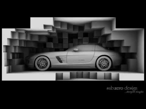 Transformer Award Winning Mercedes Benz (Sub-Zero Animation 3D Studio - Ho Chi Minh City, Vietnam)