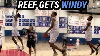 Shareef O'Neal DOMINATES LIKE SHAQ! Pulls Out EPIC WINDMILL! Full Highlights 😵