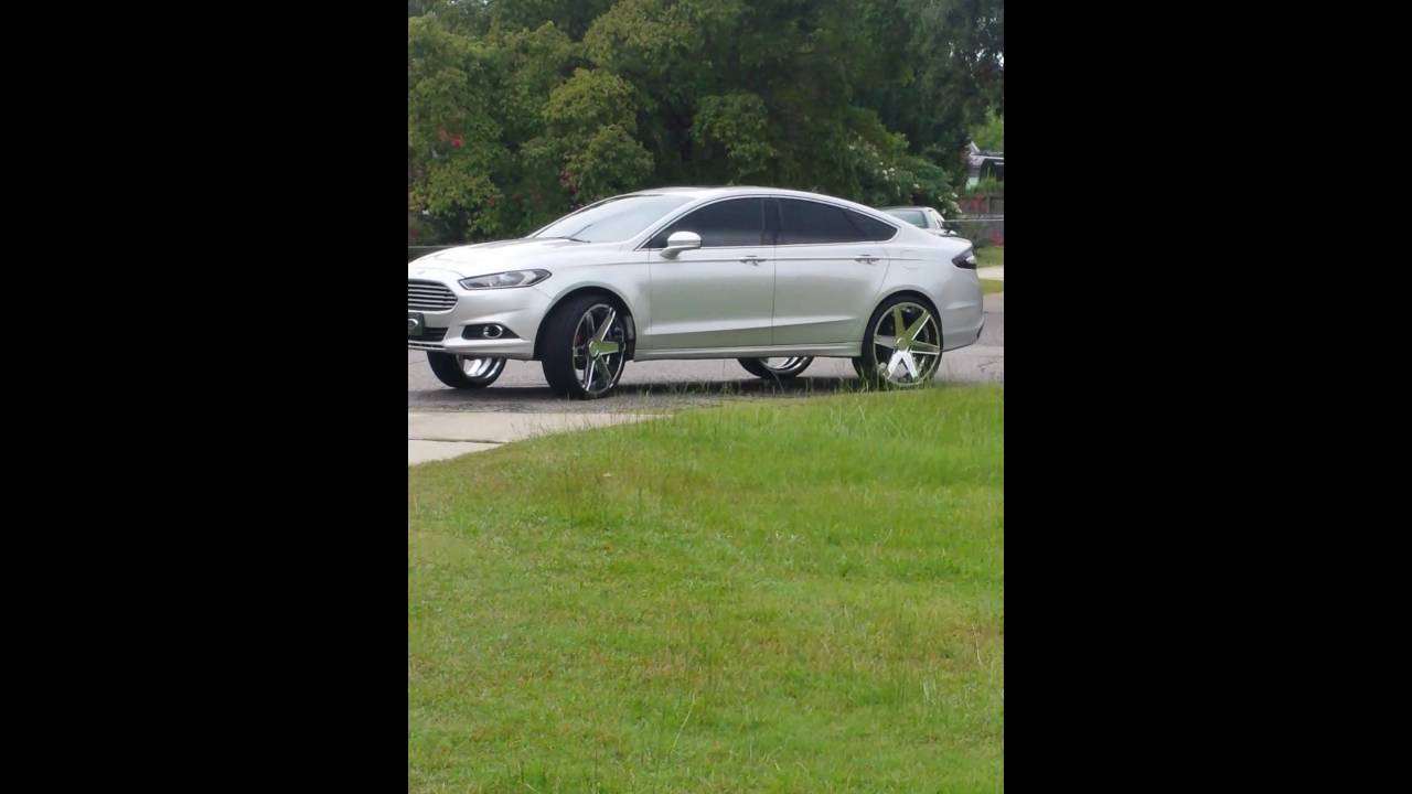 Ford Fusion On 24 S Ph 843 229