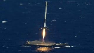 vermillionvocalists.com - SpaceX landing compilation / best landing montage
