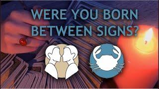 ASMR Tarot Reading for CUSP Signs II.