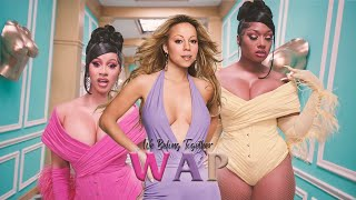Mariah Carey, Cardi B & Megan Thee Stallion - WAP Belong Together