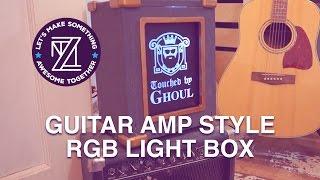 LMSAT - Guitar Amp Style Light Box