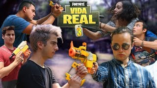 THE LAST BATTLE ? Fortnite in Real Life 3