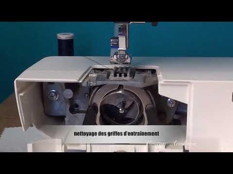 🙃 Comment nettoyer  la machine à coudre et pourquoi il faut le faire 🚧