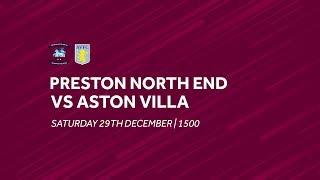 Preston North End 1-1 Aston Villa | Extended highlights