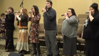 This Means War by JEREMIAH YOCOM Redemption Road Church Restore Pentecost Tour