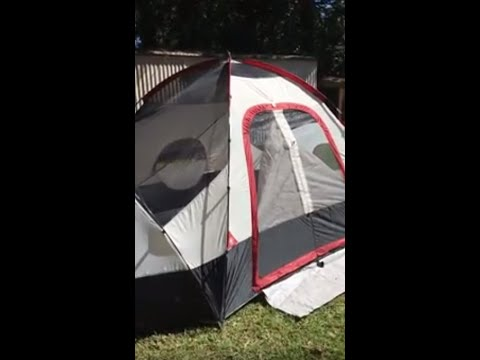 Review of Ozark Trail 8 Person Dome Camping Tent