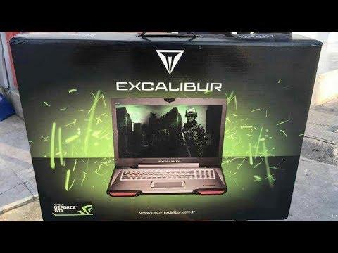 32GB Ram'li 7.700 TL'lik Excalibur Oyuncu Bilgisayarını 4 Baba Oyunla Test Ettik!