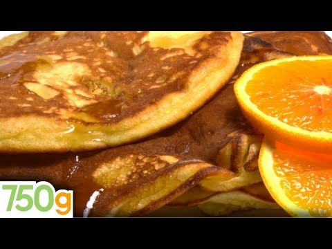 recette-de-pancakes-façon-génoise--750g