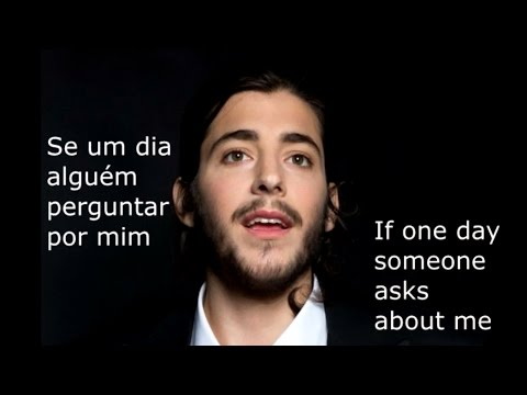 Salvador Sobral-Amar Pelos Dois-(lyrics+ english translation) {Eurovision Portugal 2017}