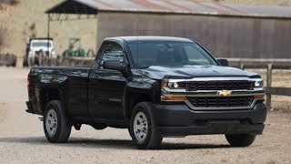 Chevrolet Silverado 1500 2018 Car Review