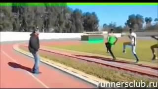 Техническая подготовка бегунов на дистанции 3000м/сп и 5000м в Марокко