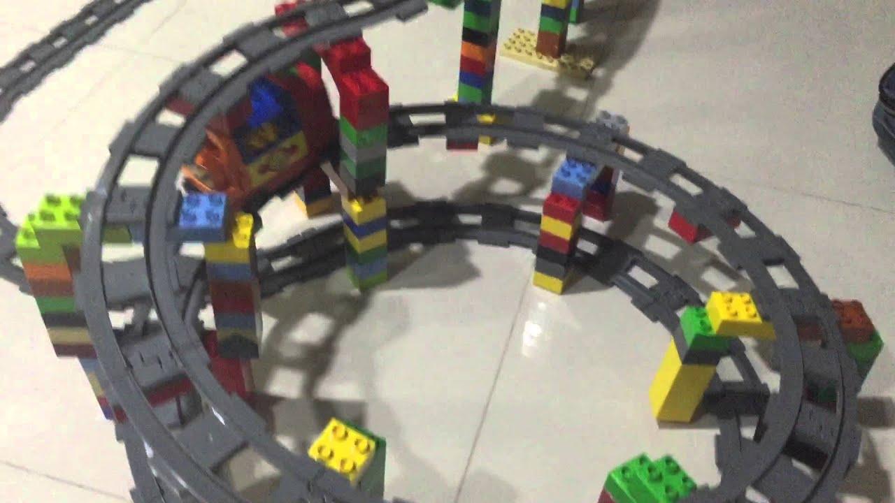 Lego duplo train track planner for Adventskalender duplo