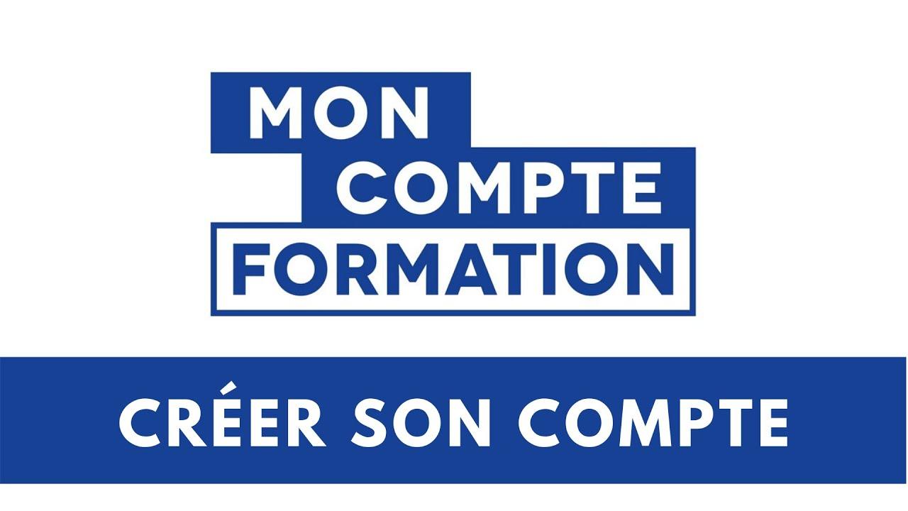 Créer son Compte Personnel Formation - Première démarche !
