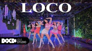 [4X4] 있지 ITZY - LOCO 로코 I 안무 댄스커버 DANCE COVER