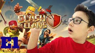 CLASH OF CLANS #1 - SI RIPARTE !!
