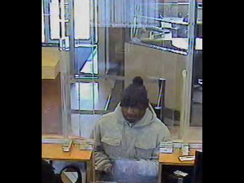 Attempted robbery at Comerica Bank in Dearborn, April 4, 2017