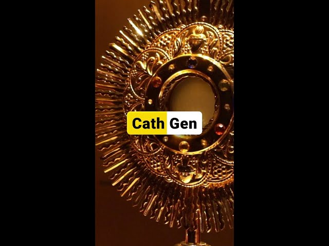 A Day of Prayer and Fasting || CathGen || Catholic Focus