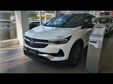 2020-buick-encore-gx-walkaround--china-auto-show(2020款别克昂科拉gx,外观与内饰实拍)