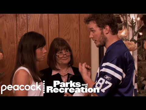 April and Andy's Surprise Wedding - Parks and Recreation