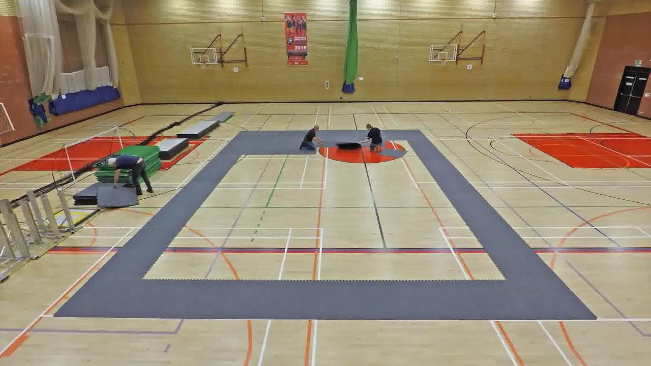 Eva foam mats & rubber flooring soft floor uk