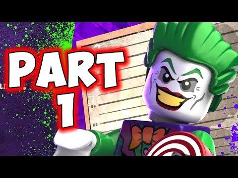 LEGO DC SUPERVILLAINS - PART 1 - WE ARE VILLAINS! (HD)