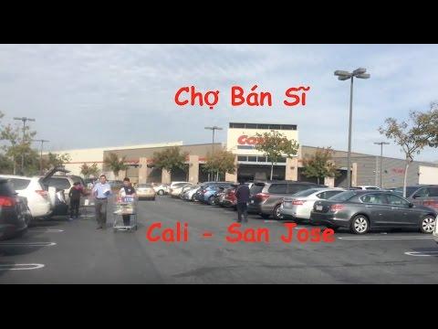 Costco - Cuộc Sống ở mỹ: Đi Chợ Bán Sỉ ở San Jose