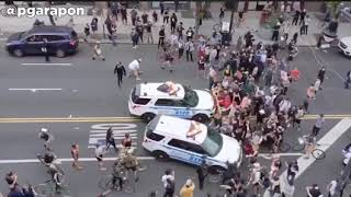 Craziest compilation of 2020 riots footage out together