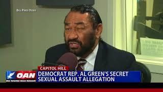 Democrat Rep. Al Green's Secret Sexual Assault Allegation