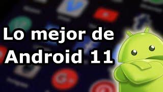 Novedades interesantes de Android 11 | GioCode