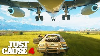 Just Cause 4 is the only good stunts game! thumbnail