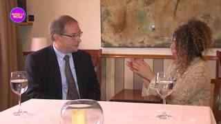 Interview with Peter Loveday of Currencies Direct on Marbella Now - Euro Weekly News
