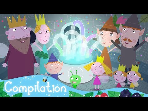 Ben and Holly's Little Kingdom | Easter! | New Compilation