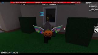 jugando en el nuevo mapa de flee the facility