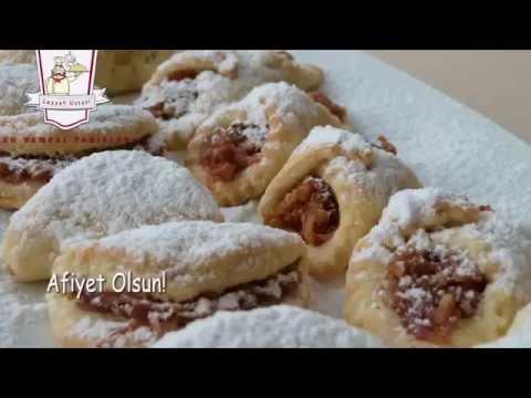 Elmalı Kurabiye Tarifi | En Nefis Yemekler - YouTube