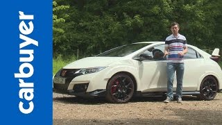 New Honda Civic Type R - Carbuyer