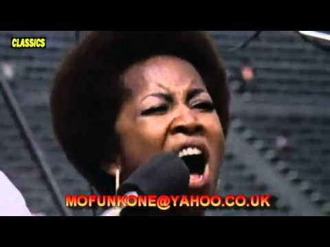 The Staple Singers   Respect Yourself Live Filmed Performance 1972