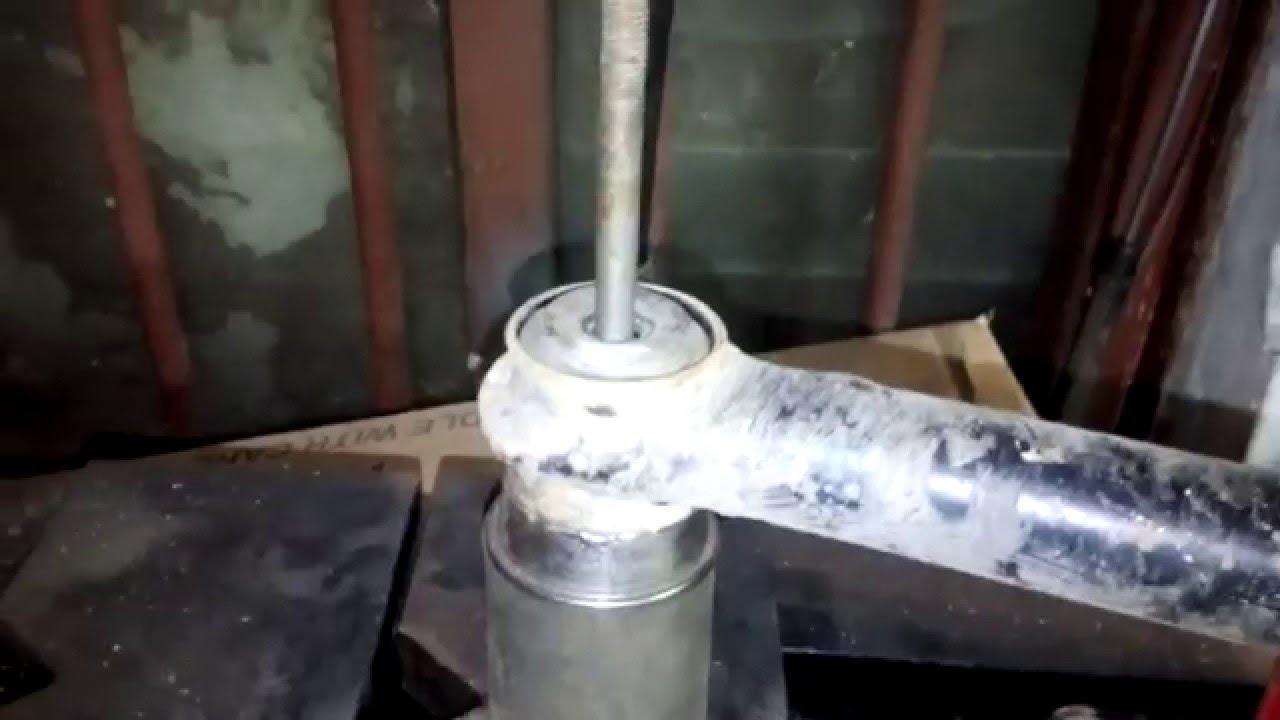Ремонт задней ходовой (классика) ваз 2101-2107. Замена резиновых втулок штанг(тяг)