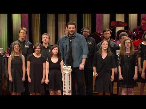 ACM Lifting Lives Music Campers Perform at the Grand Ole Opry with Chris Young
