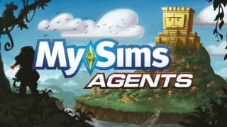 Main Menu - MySims Agents