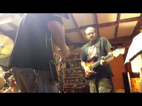 Funky Bluesy 2 Chord Vamp
