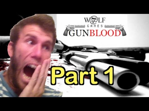 GunBlood Sickest Shooter Game Ever - Part 1
