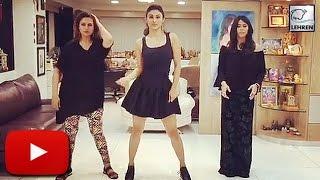 Divyanka, Mouni Roy & Ekta