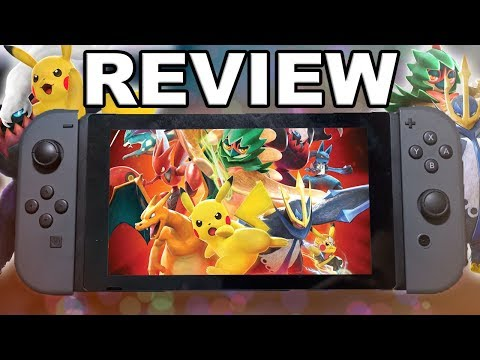 Download Youtube: Pokken Tournament DX Review